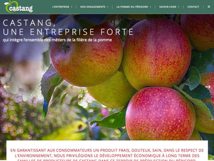 Castang, La Pomme du Périgord