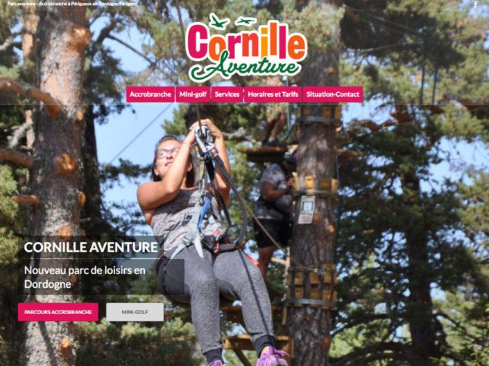 Cornille Aventure - Parc de loisirs