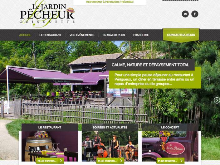 Le Jardin Pêcheur - Restaurant solidaire