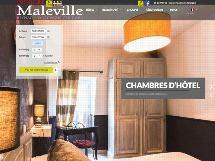 Hostellerie Maleville - Beynac