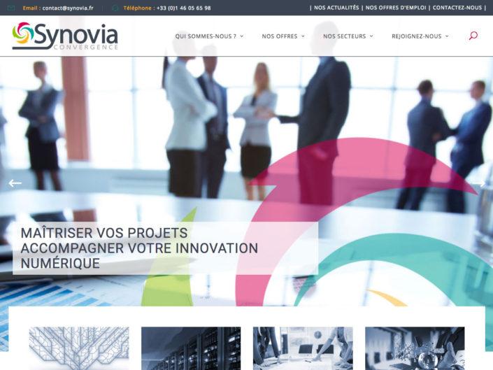 Synovia - Gestion de projets