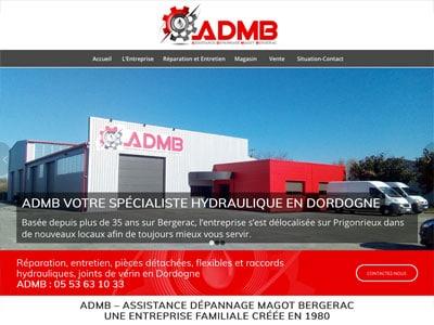 ADMB Spécialiste hydraulique