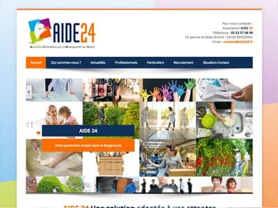 Aide 24 - Développement de l'emploi à Bergerac