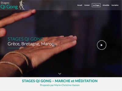 Stages Qi Gong en France et à l'étranger
