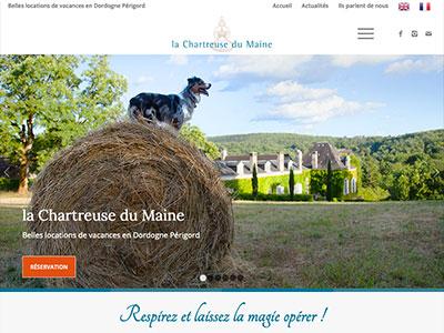La Chartreuse du Maine - Maisons de vacances