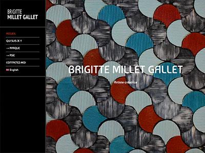 Brigitte Millet Gallet