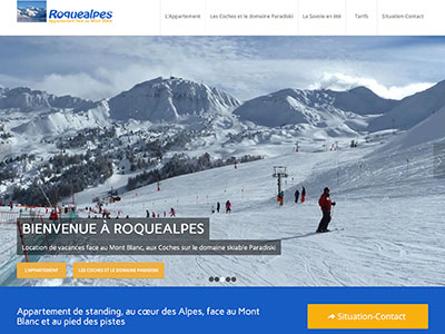 Roquealpes - Locations de vacances